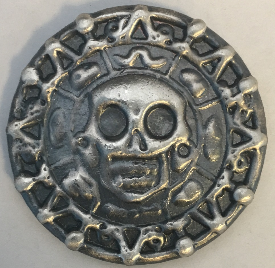100 Gram Yeager S Poured Silver Plata Muerta Dead Silver
